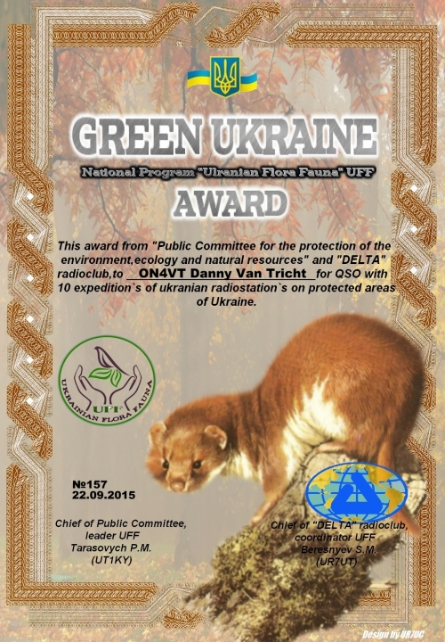 green ukraine 1010